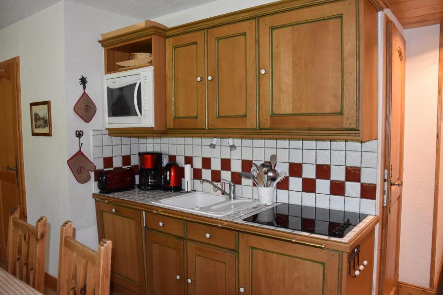 Wakacje w górach Apartament 3 pokojowy 6 osób (12) - Résidence la Ferme de Pralognan - Pralognan-la-Vanoise - Aneks kuchenny