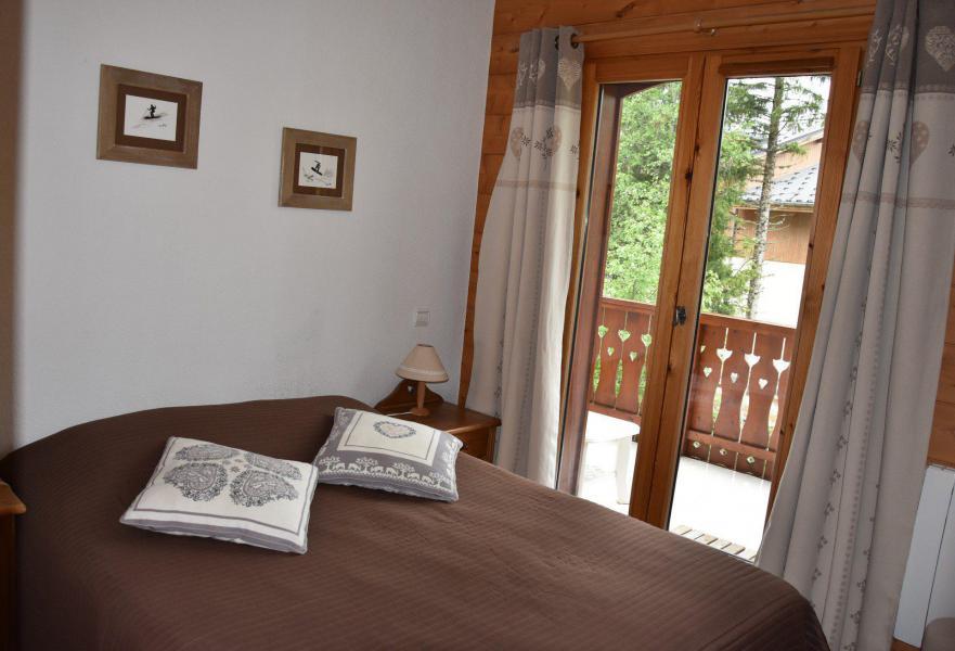Wakacje w górach Apartament 3 pokojowy 6 osób (12) - Résidence la Ferme de Pralognan - Pralognan-la-Vanoise - Łóżkem małżeńskim