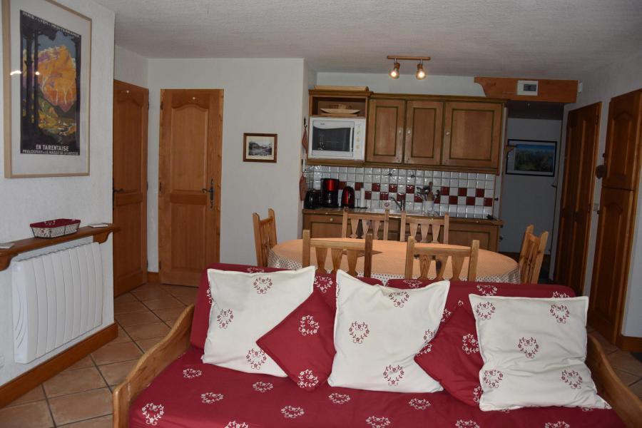 Wakacje w górach Apartament 3 pokojowy 6 osób (12) - Résidence la Ferme de Pralognan - Pralognan-la-Vanoise - Sofą