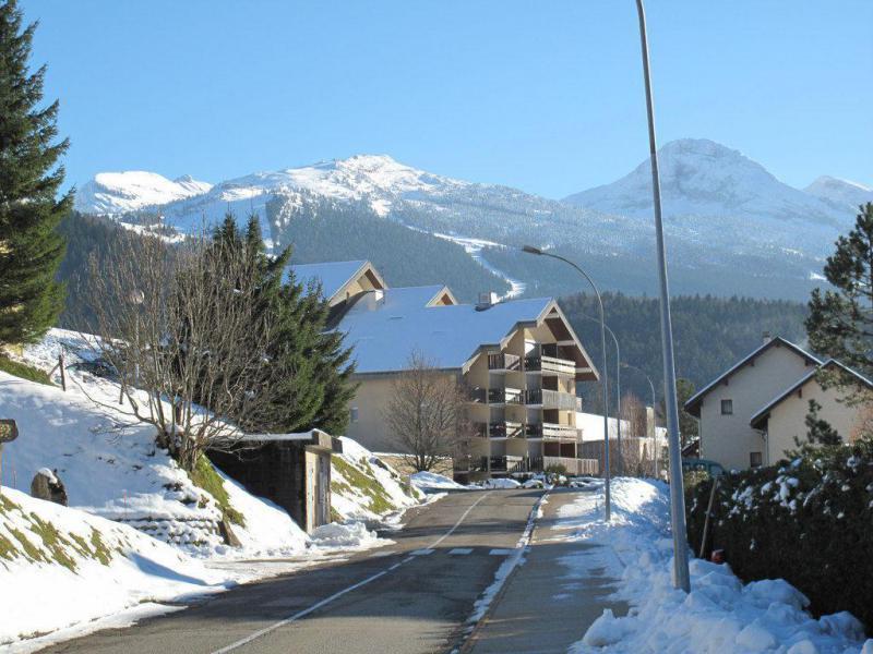 Vacaciones en montaña Estudio -espacio montaña- para 6 personas (08) - Résidence la Fleur du Roy - Villard de Lans
