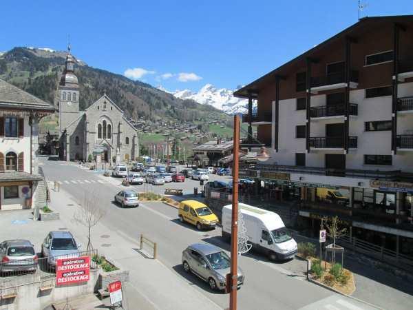 Alquiler al esquí Résidence la Forclaz - Le Grand Bornand - Verano