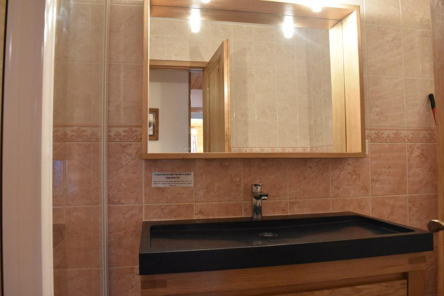 Holiday in mountain resort 3 room apartment 6 people (20) - Résidence la Forêt - Méribel - Bathroom