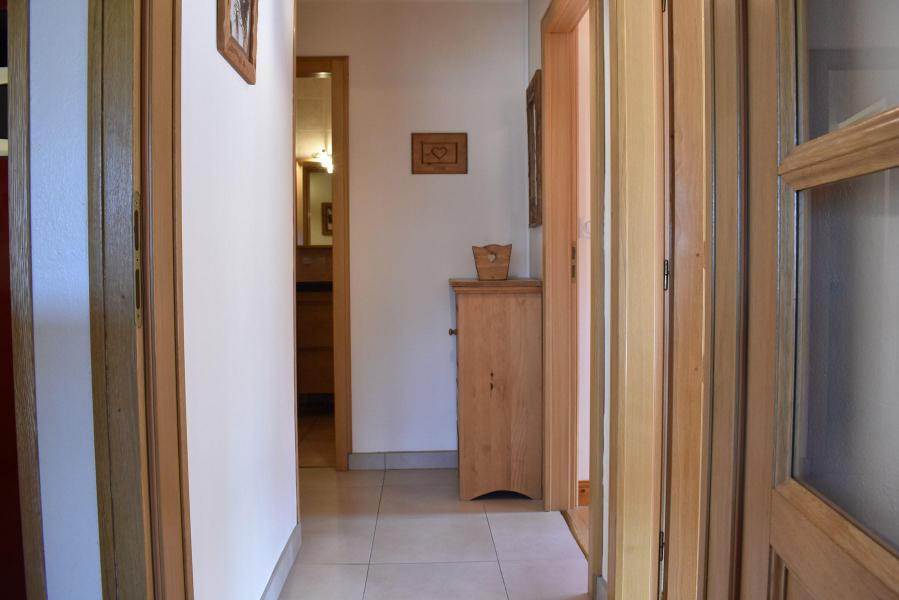 Holiday in mountain resort 3 room apartment 6 people (20) - Résidence la Forêt - Méribel - Corridor