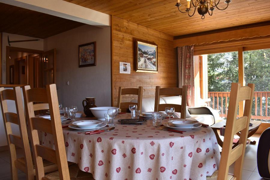Vacances en montagne Appartement 3 pièces 6 personnes (20) - Résidence la Forêt - Méribel