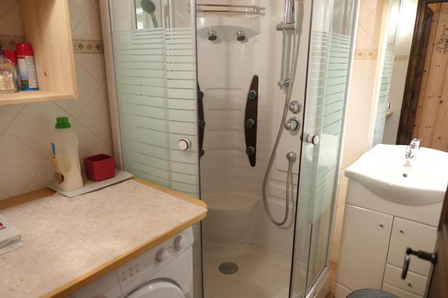 Urlaub in den Bergen 2-Zimmer-Appartment für 4 Personen (37) - Résidence la Forêt - Saint Gervais