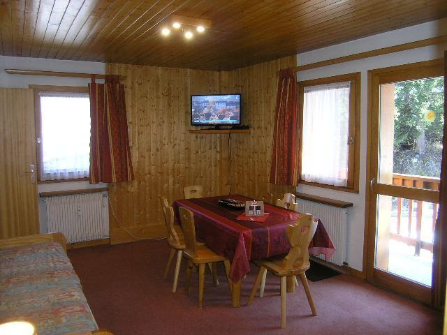Vacances en montagne Appartement 2 pièces 4 personnes (30) - Résidence la Forêt - Méribel - Chambre
