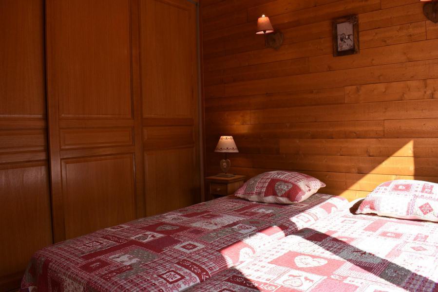 Vacances en montagne Appartement 3 pièces 6 personnes (20) - Résidence la Forêt - Méribel - Chambre
