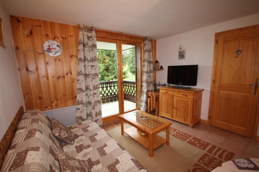 Каникулы в горах Апартаменты 3 комнат 4 чел. (04) - Résidence la Forêt des Rennes 1 C - Les Saisies