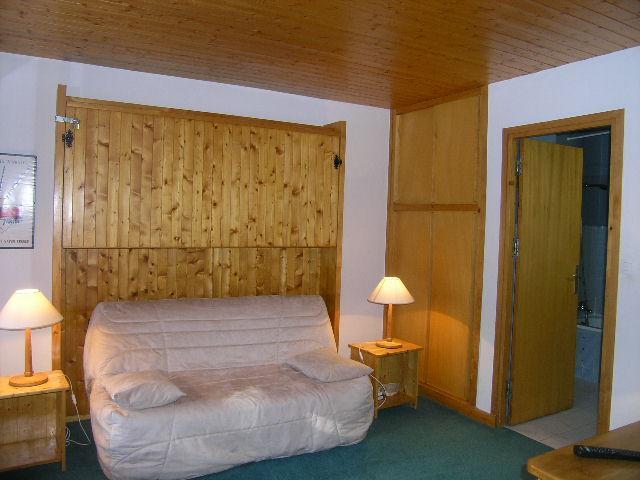 Vacances en montagne Studio 4 personnes (13) - Résidence la Forêt - Méribel - Cuisine