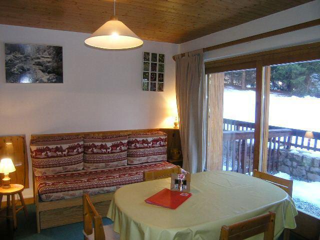 Vacances en montagne Studio 4 personnes (13) - Résidence la Forêt - Méribel - Séjour