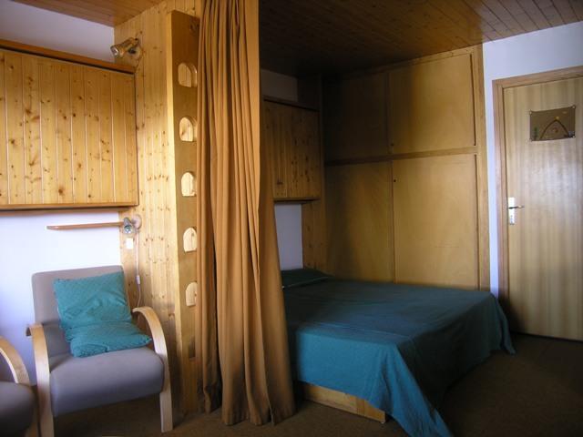 Vacances en montagne Studio 4 personnes (19) - Résidence la Forêt - Méribel - Chambre