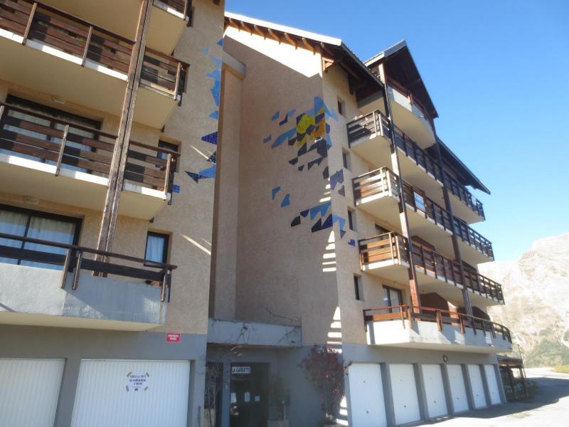 Location au ski Résidence la Gardette - Réallon - Extérieur été