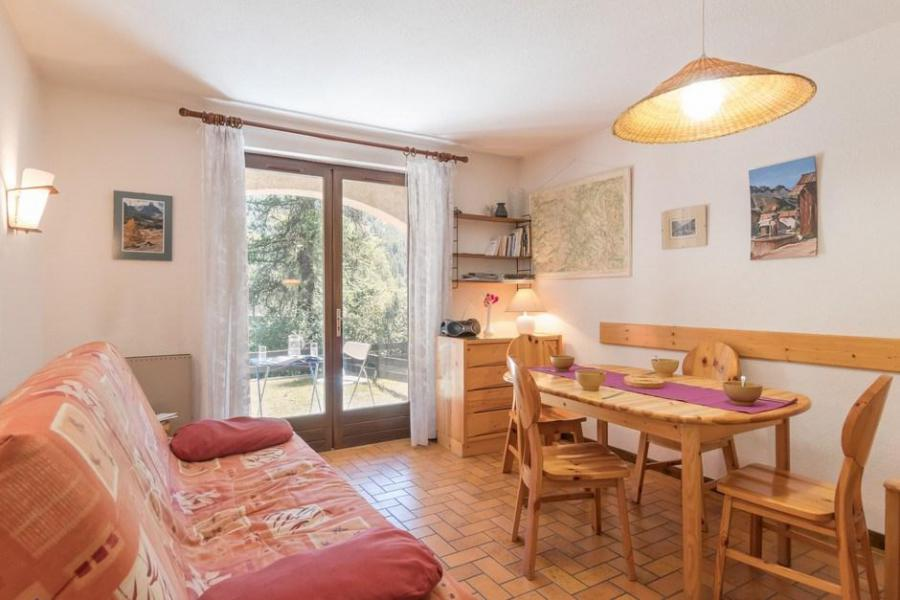 Vacances en montagne Appartement 2 pièces coin montagne 5 personnes (305) - Résidence la Gardiole - Serre Chevalier - Séjour