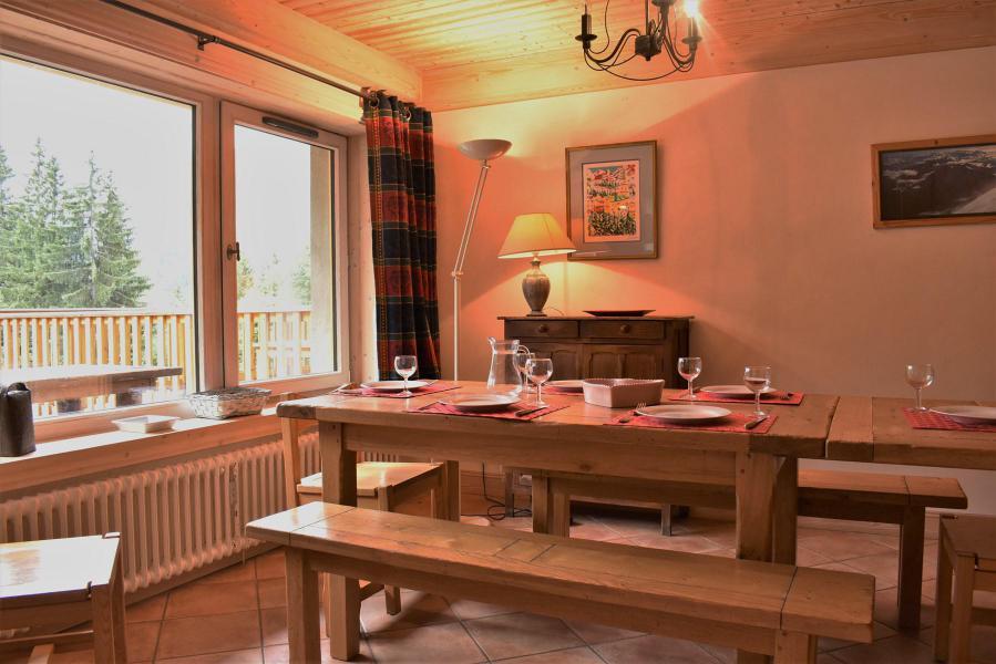 Holiday in mountain resort 4 room apartment 6 people (1B) - Résidence la Gelinotte - Méribel