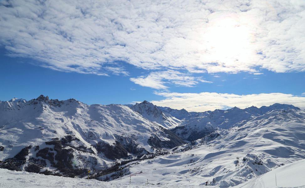 Vacances en montagne Appartement 2 pièces coin montagne 4 personnes (09) - Résidence la Genette - Méribel