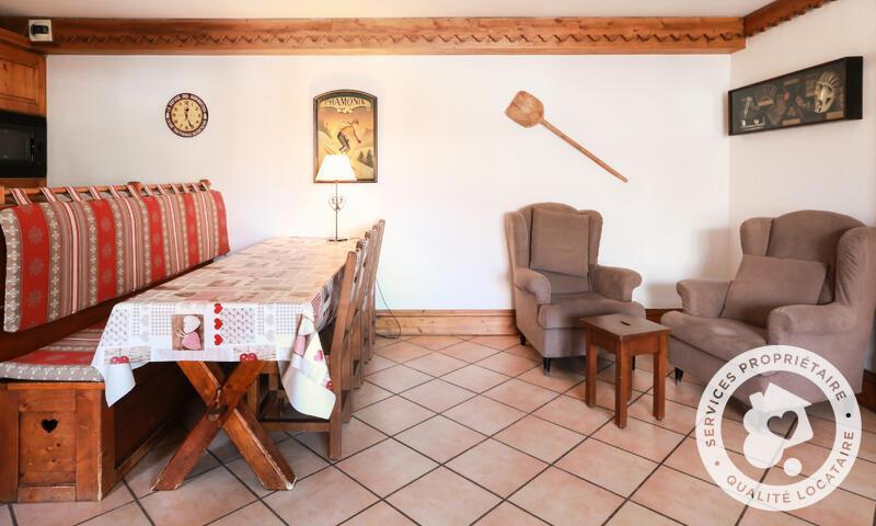 Vacances en montagne Appartement 4 pièces 6 personnes (Sélection 60m²-3) - Résidence la Ginabelle - Maeva Home - Chamonix - Extérieur été