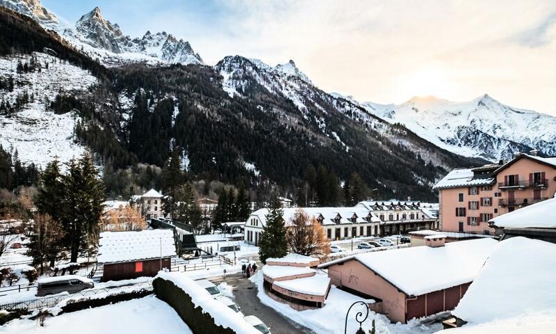 Vacances en montagne Appartement 2 pièces 4 personnes (Sélection 30m²-3) - Résidence la Ginabelle - Maeva Home - Chamonix - Extérieur été