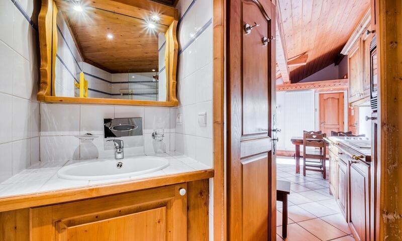 Vacances en montagne Appartement 2 pièces 6 personnes (Sélection 38m²-4) - Résidence la Ginabelle - Maeva Home - Chamonix - Extérieur été
