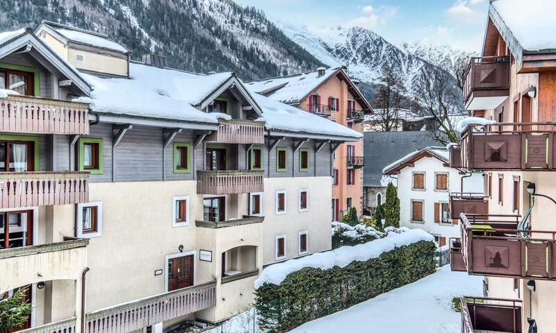 Vacances en montagne Appartement 3 pièces 6 personnes (Sélection 46m²-3) - Résidence la Ginabelle - Maeva Home - Chamonix - Extérieur été