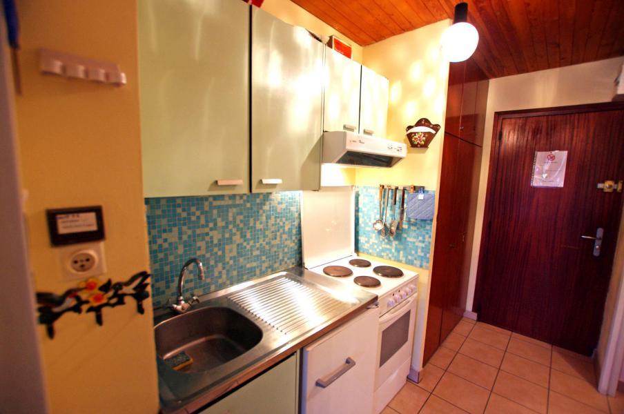 Wakacje w górach Apartament 2 pokojowy 5 osób (06CL) - Résidence la Grande Casse - Tignes - Aneks kuchenny