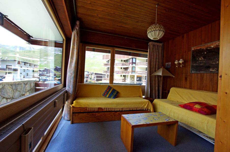 Wakacje w górach Apartament 2 pokojowy 5 osób (06CL) - Résidence la Grande Casse - Tignes - Kanapą z wysuwanym łóżkiem