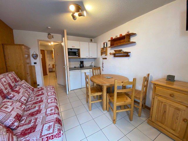 Wakacje w górach Apartament 2 pokojowy z alkową 6 osób (173) - Résidence la Grande Chaume - Les 2 Alpes