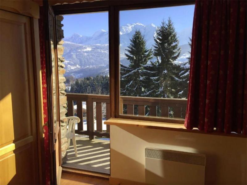 Vacances en montagne Résidence la Grande Cordée - Combloux - Balcon