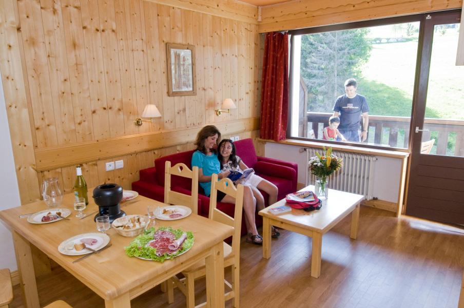 Vacances en montagne Résidence la Grande Cordée - Combloux - Table