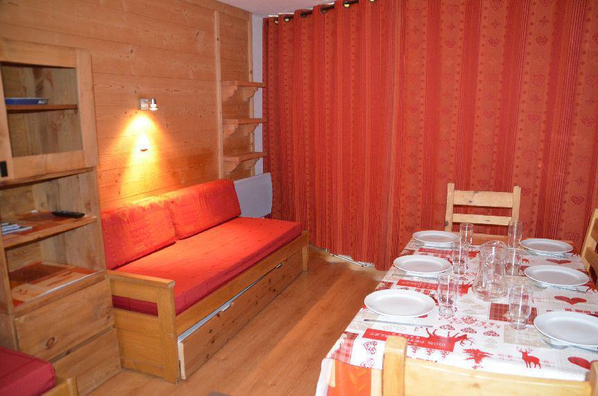 Vacances en montagne Appartement 2 pièces 5 personnes (607) - Résidence la Grande Masse - Les Menuires - Logement