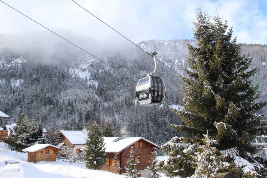Vakantie in de bergen Résidence la Grande Montagne - Valfréjus
