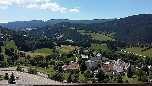 Vacaciones en montaña Estudio para 3 personas (514) - Résidence la Grande Moucherolle - Villard de Lans - Verano