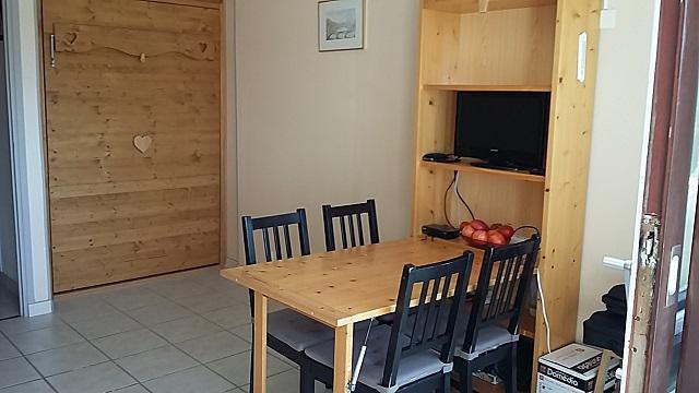 Vacaciones en montaña Estudio para 3 personas (514) - Résidence la Grande Moucherolle - Villard de Lans - Mesa