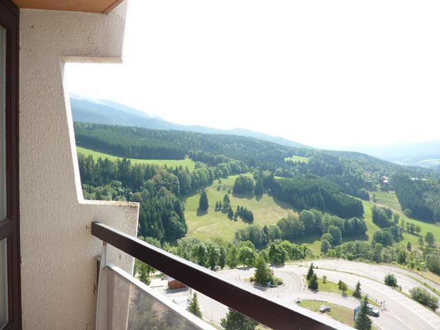 Vacaciones en montaña Estudio para 4 personas (815) - Résidence la Grande Moucherolle - Villard de Lans - Balcón