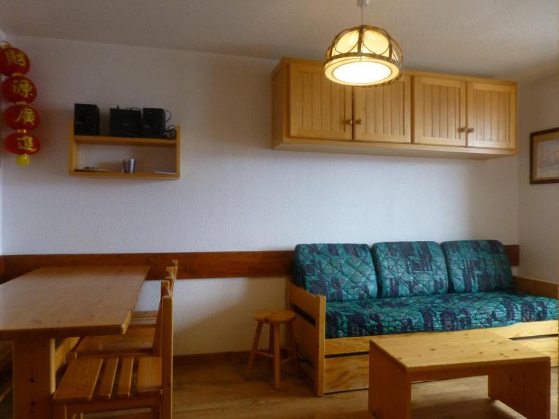 Vakantie in de bergen Appartement 2 kamers 5 personen (3514) - Résidence la Grande Ourse - Peisey-Vallandry - Woonkamer