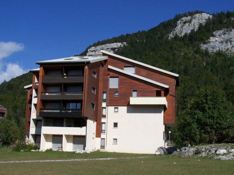 Vacaciones en montaña Résidence la Grande Traversée - Villard de Lans - Verano