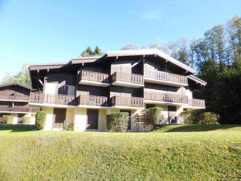 Rent in ski resort Résidence la Jacquerie - Combloux - Summer outside