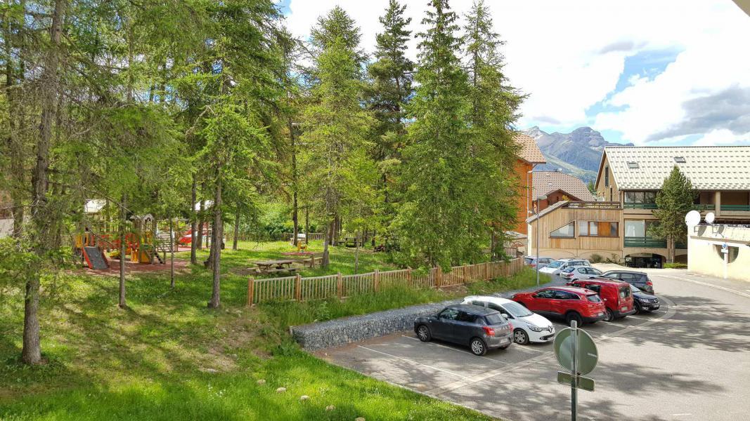 Wakacje w górach Logement 1 pièces 4 personnes (JDL-LAU-20) - Résidence La Lauzière - La Joue du Loup