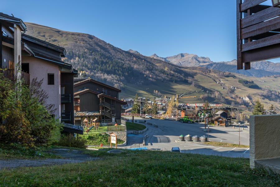 Location au ski Appartement 2 pièces 5 personnes (012) - Résidence la Lauzière Dessous - Valmorel - Extérieur été