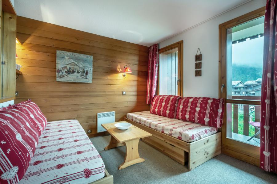 Vacances en montagne Studio 4 personnes (020) - Résidence la Lauzière Dessous - Valmorel