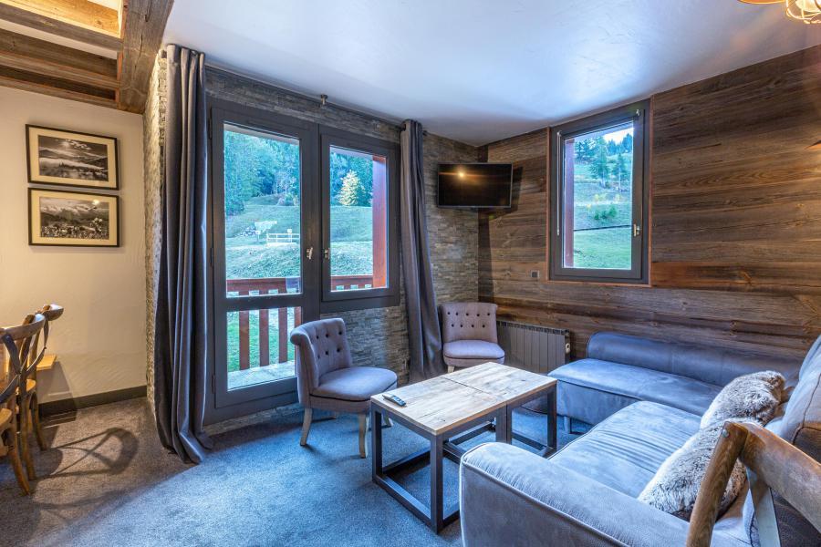 Vacaciones en montaña Apartamento 4 piezas mezzanine para 7 personas (053) - Résidence la Lauzière Dessous - Valmorel