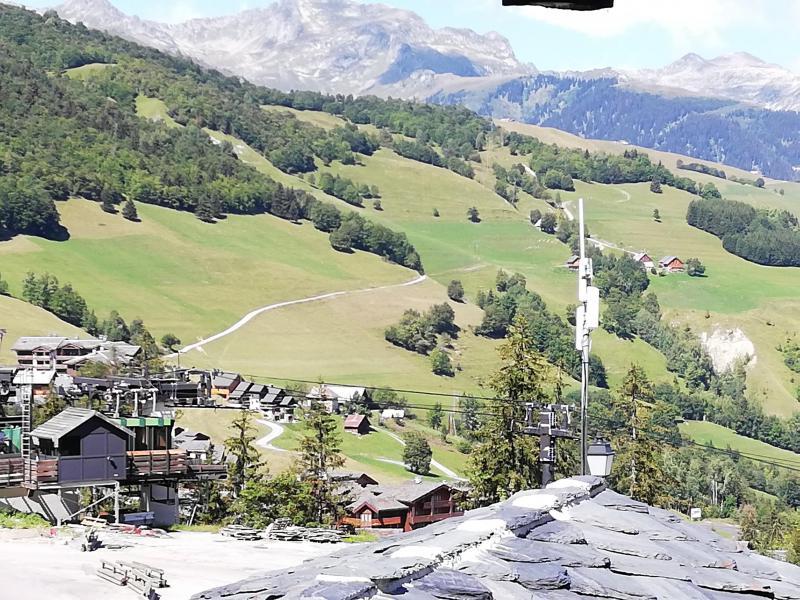 Vacances en montagne Appartement 2 pièces 4 personnes (007) - Résidence la Lauzière Dessous - Valmorel