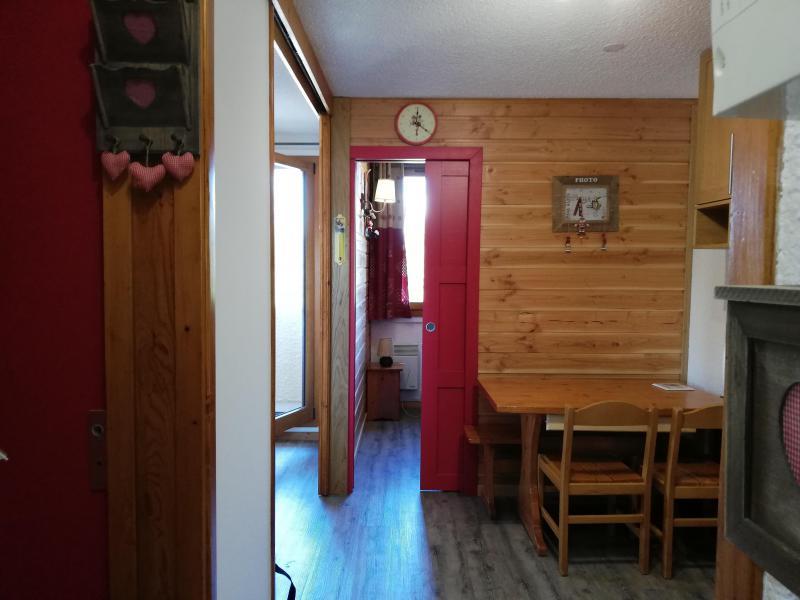 Vacances en montagne Appartement 2 pièces 4 personnes (007) - Résidence la Lauzière Dessous - Valmorel - Séjour