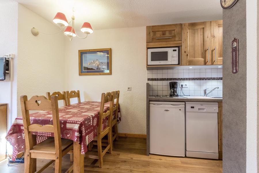 Vacances en montagne Appartement 2 pièces 5 personnes (012) - Résidence la Lauzière Dessous - Valmorel - Logement