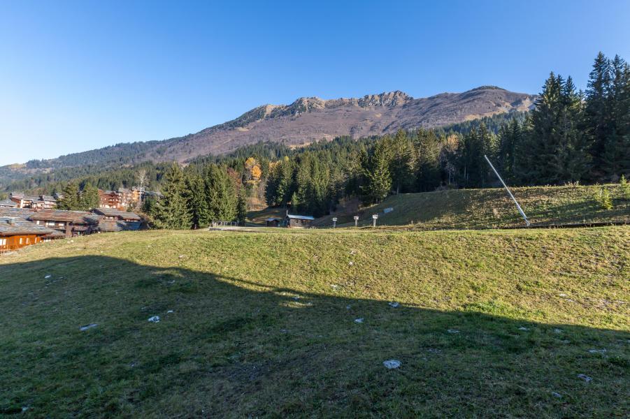 Vacances en montagne Appartement 2 pièces 4 personnes (012) - Résidence la Lauzière Dessus - Valmorel - Extérieur été