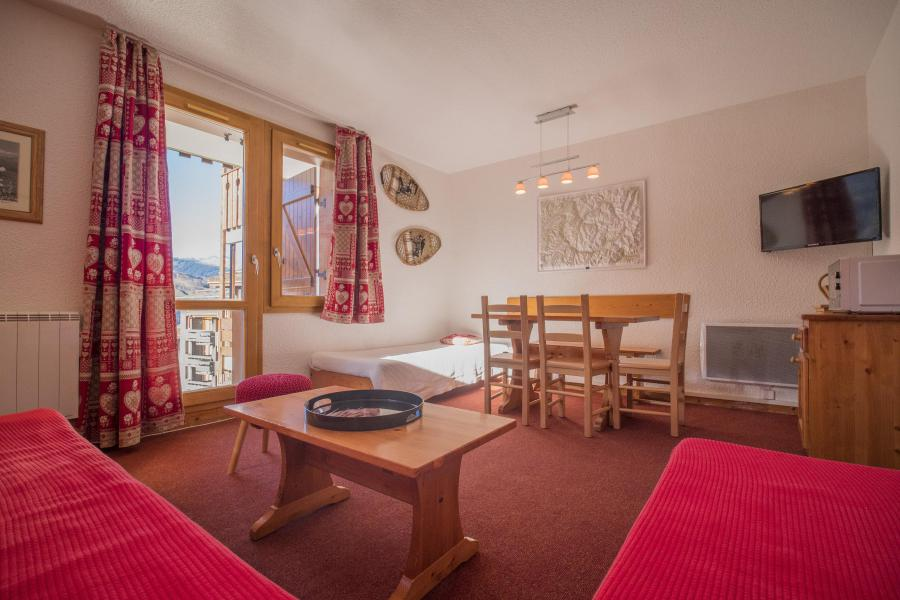 Vacances en montagne Appartement 2 pièces 5 personnes (006) - Résidence la Lauzière Dessus - Valmorel