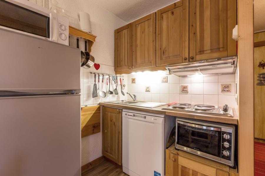 Vacances en montagne Appartement 2 pièces 4 personnes (012) - Résidence la Lauzière Dessus - Valmorel - Logement