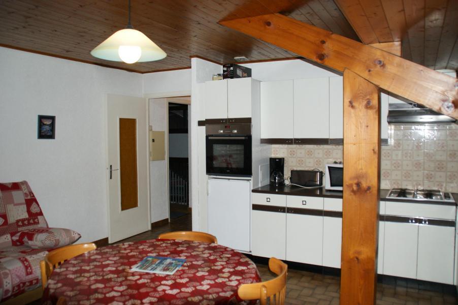 Vacaciones en montaña Apartamento 2 piezas para 4 personas - Résidence la Maison des Vallets - Châtel