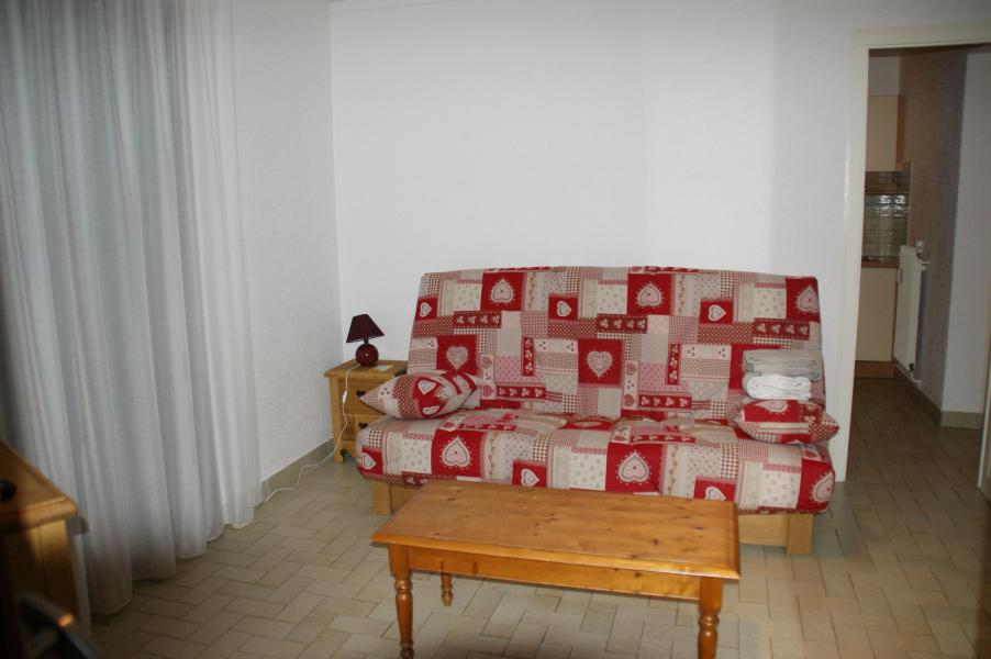 Vacaciones en montaña Estudio para 2 personas - Résidence la Maison des Vallets - Châtel