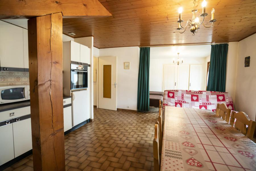 Wakacje w górach Apartament 3 pokojowy 5 osób - Résidence la Maison des Vallets - Châtel
