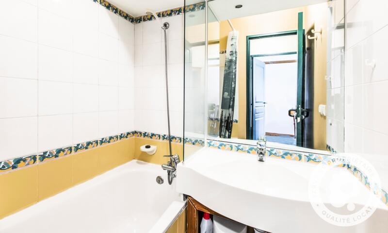 Vacances en montagne Appartement 2 pièces 5 personnes (Sélection 33m²) - Résidence la Marelle et Le Rami - Maeva Home - Montchavin La Plagne - Extérieur été